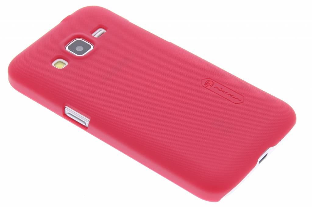 Nillkin Frosted Shield hardcase voor de Samsung Galaxy Core Prime - rood