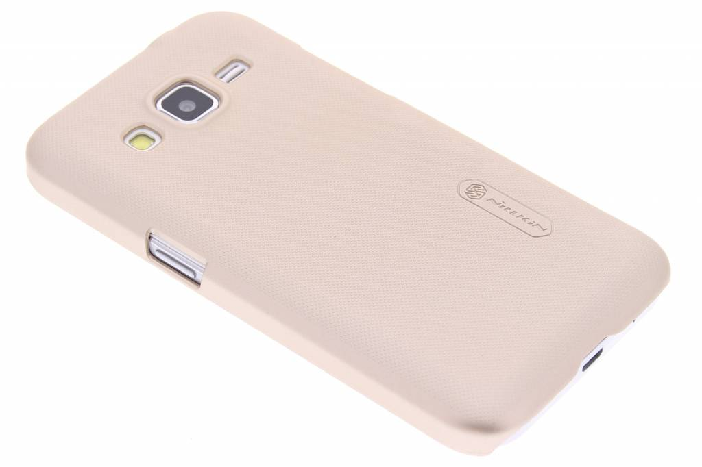 Nillkin Frosted Shield hardcase voor de Samsung Galaxy Core Prime - goud