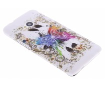 Design hardcase hoesje HTC One