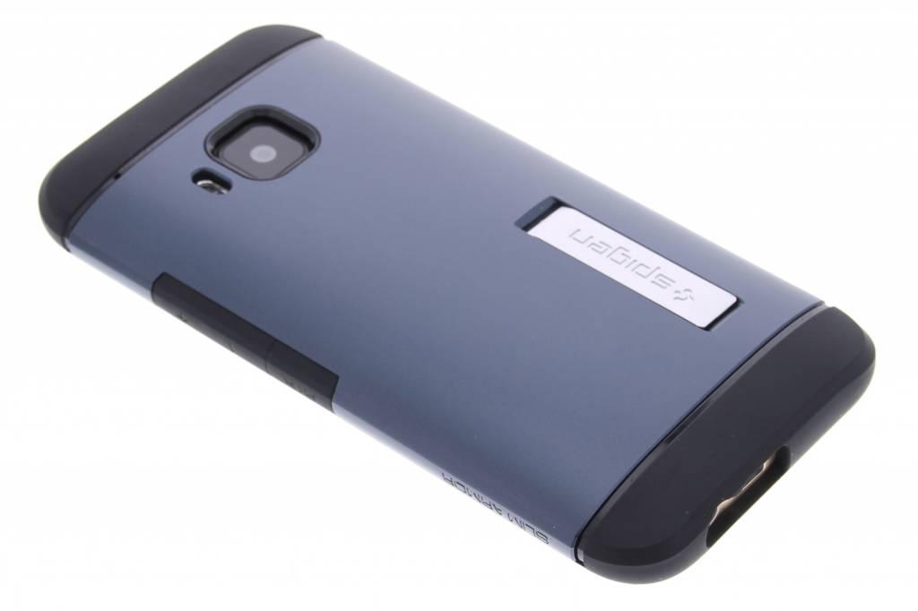 Spigen Slim Armor Case voor de HTC One M9 - Metal Slate