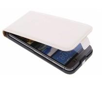 Mobiparts Premium flipcase HTC One M9 - White