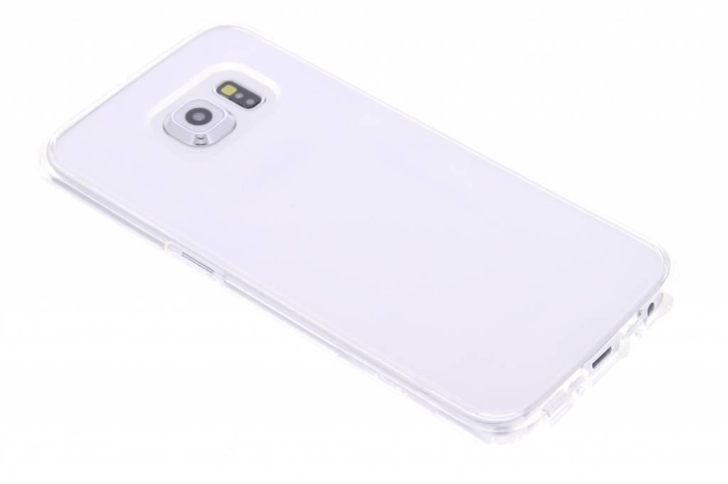 Spigen Ultra Hybrid Case voor de Samsung Galaxy S6 Edge - Crystal Clear