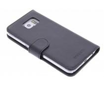 Valenta Zwart Booklet Classic Luxe Samsung Galaxy S6