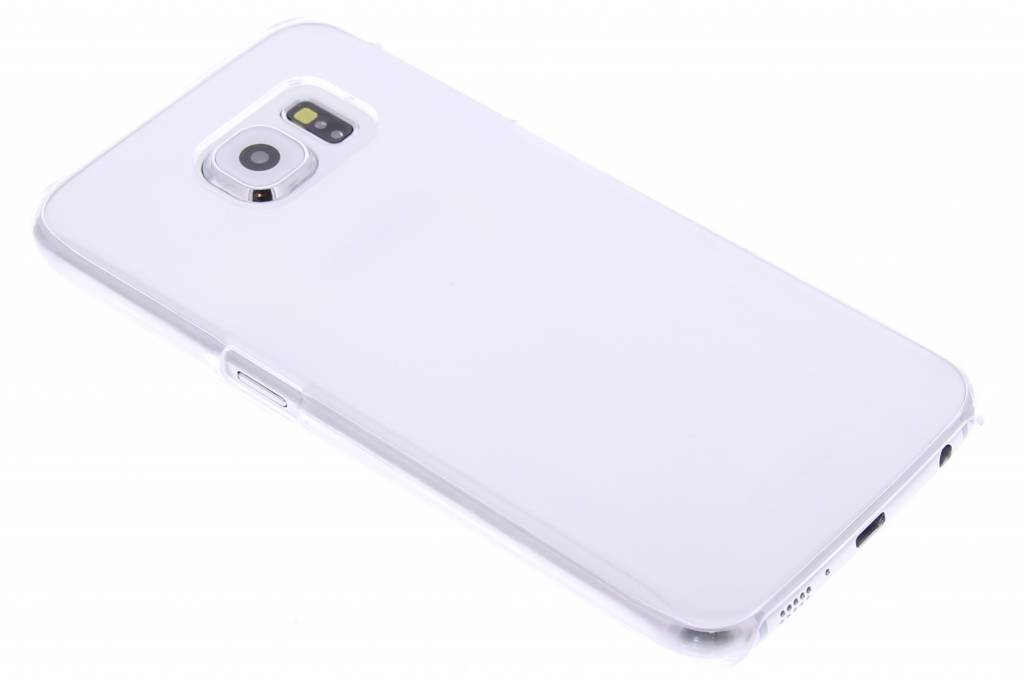 Muvit Clear Back Case voor de Samsung Galaxy S6 - transparant