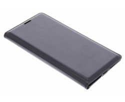 Zwart flip wallet Samsung Galaxy S5 Mini