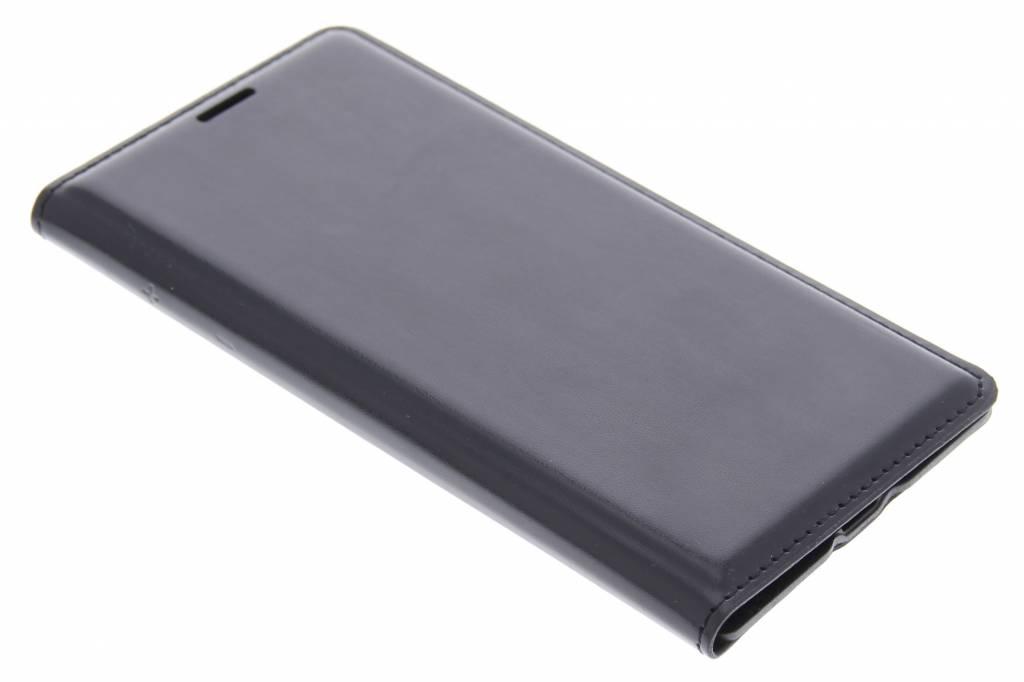 Zwarte flip wallet voor de Samsung Galaxy S5 Mini