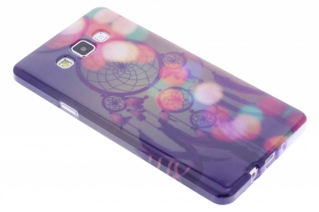 Dromenvanger design TPU siliconen hoesje voor de Samsung Galaxy A7