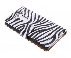 Zebra booktype hoes LG G3