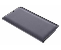 Zwart flip wallet Samsung Galaxy Note Edge
