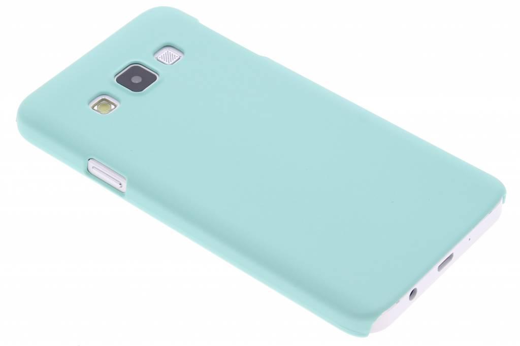 Pastel Menthe Verte Couverture Étui Rigide Pour Samsung Galaxy J3 (2017) COAjs