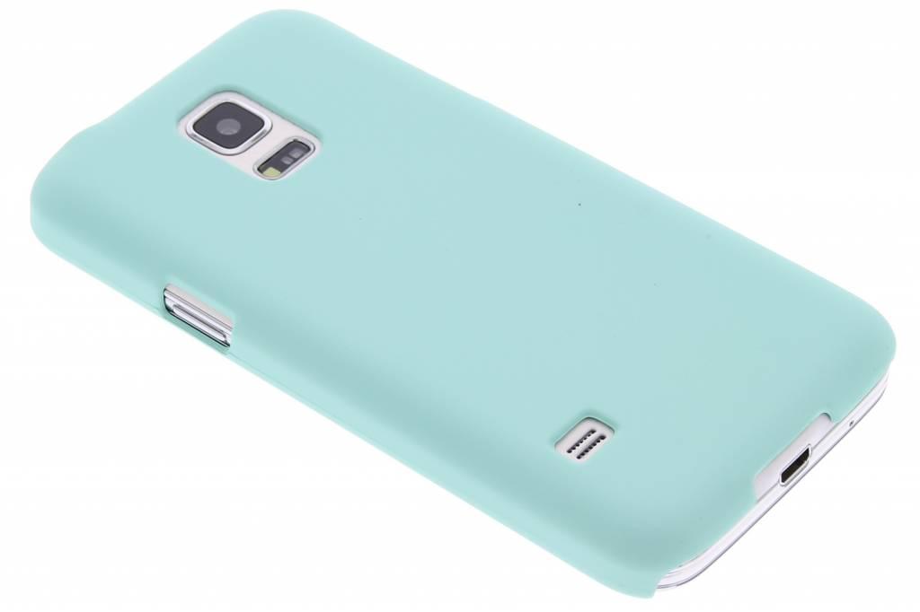 Mintgroen pastel hardcase hoesje voor de Samsung Galaxy S5 Mini