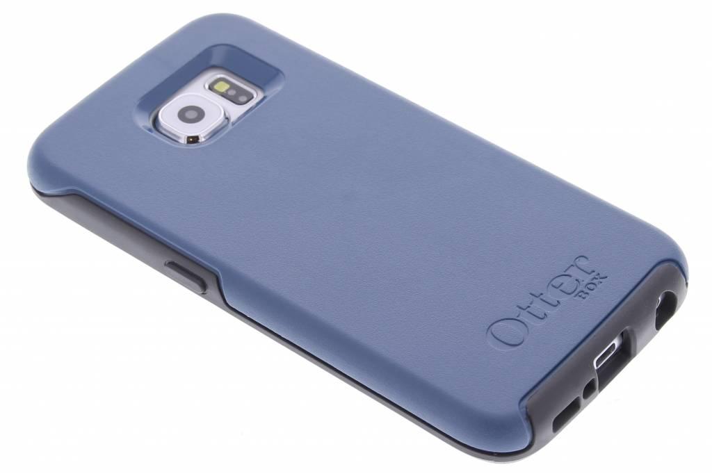 OtterBox Symmetry Case voor de Samsung Galaxy S6 - Blue