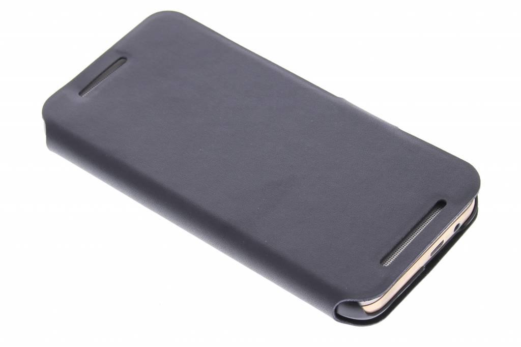 Zwarte stijlvolle booktype hoes voor de HTC One M9