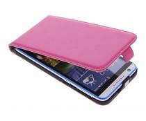 Luxe flipcase HTC Desire 820