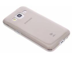 Grijs ultra thin transparant TPU hoesje Galaxy Core Prime