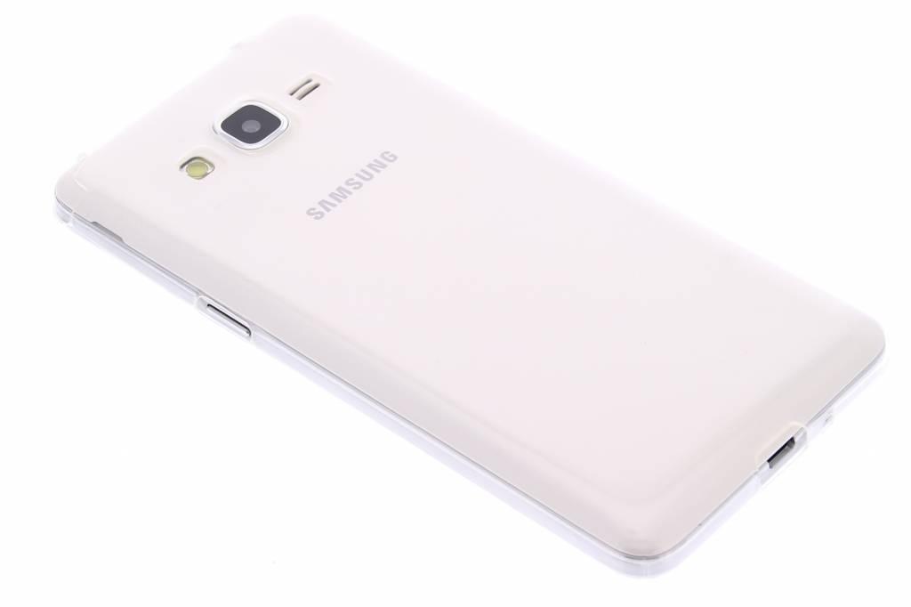 Ultra thin transparant TPU hoesje voor de Samsung Galaxy Grand Prime