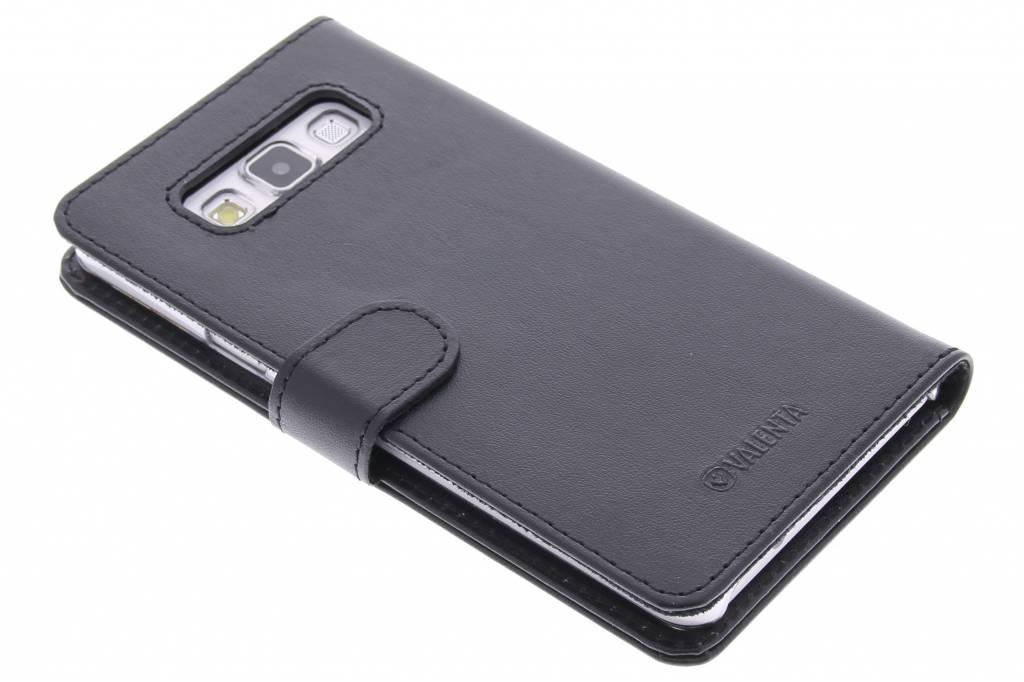 Valenta Booklet Classic Luxe voor de Samsung Galaxy A7 - Black