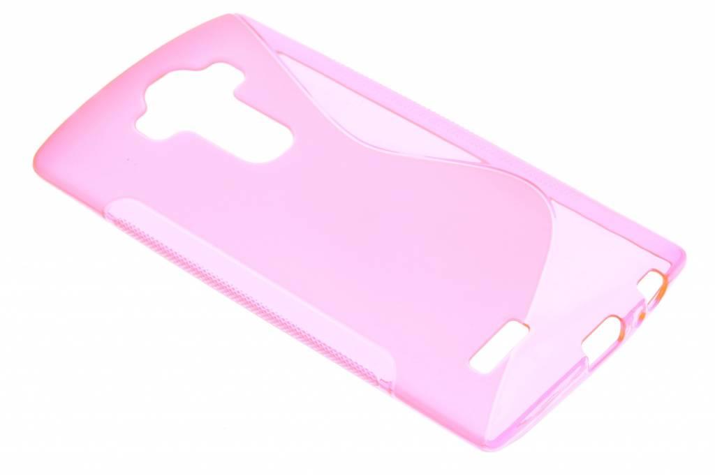 Rosé S-line TPU hoesje voor de LG G4