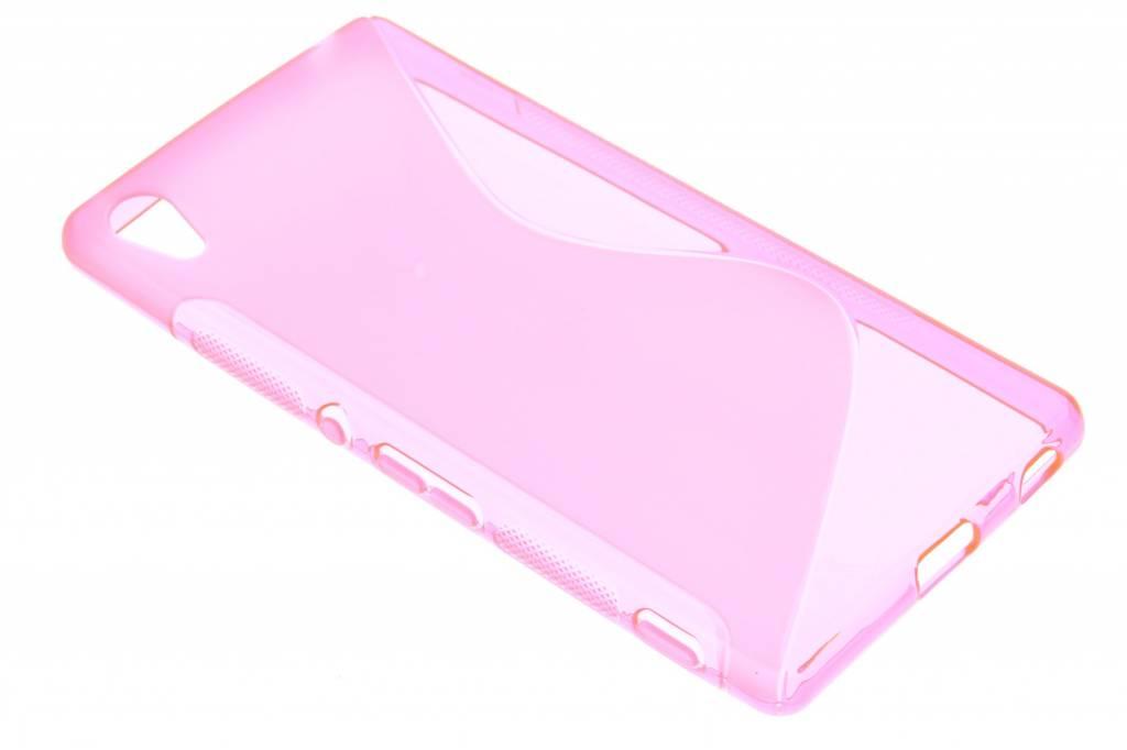 Rosé S-line TPU hoesje voor de Sony Xperia Z3 Plus