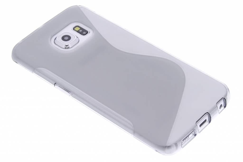 Grijs S-line TPU hoesje voor de Samsung Galaxy S6 Edge