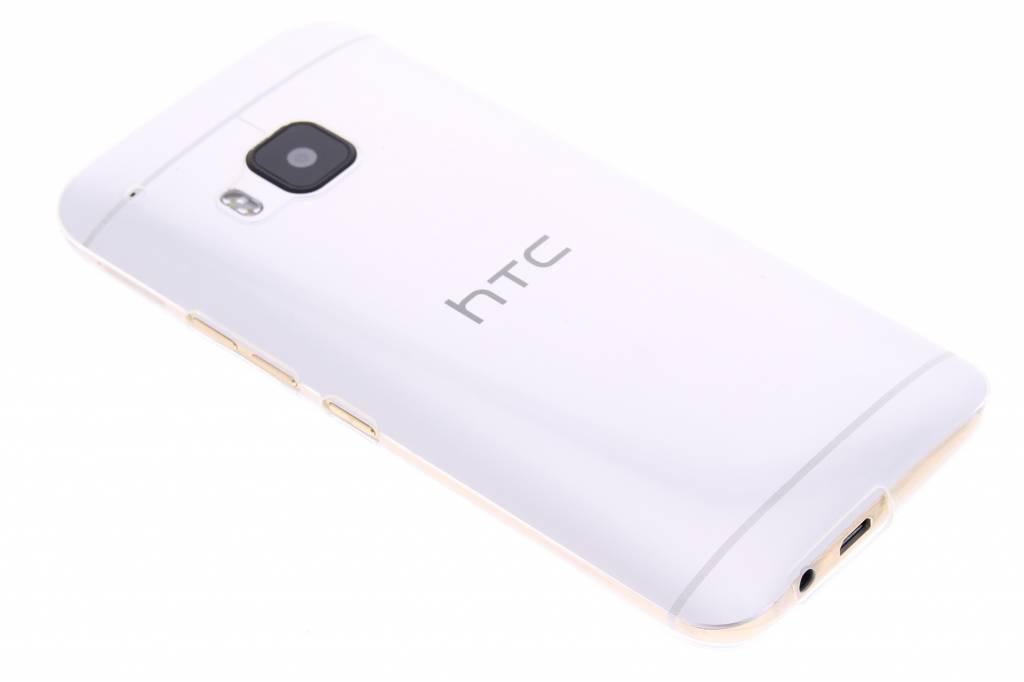 Ultra thin transparant TPU hoesje voor de HTC One M9