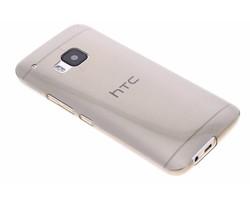 Grijs ultra thin transparant TPU hoesje HTC One M9