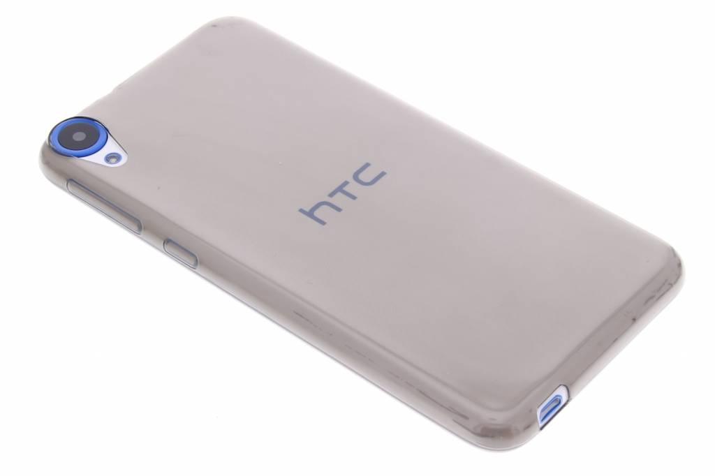 Grijs transparant TPU hoesje voor de HTC Desire 820