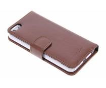 Valenta Booklet Classic Luxe iPhone 5c - Brown