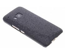 Zwart glamour design hardcase hoesje HTC One M9