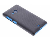 Carbon look hardcase hoesje Microsoft Lumia 535