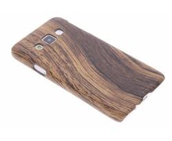 Hout design hardcase hoesje Samsung Galaxy A3