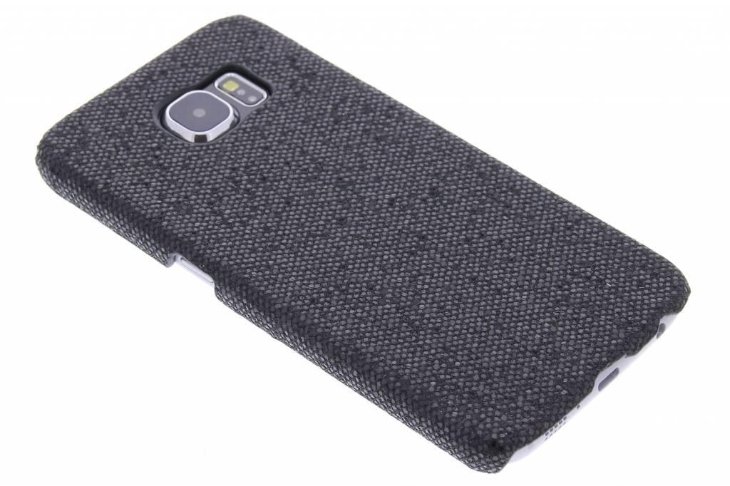 Zwart glamour design hardcase hoesje voor de Samsung Galaxy S6