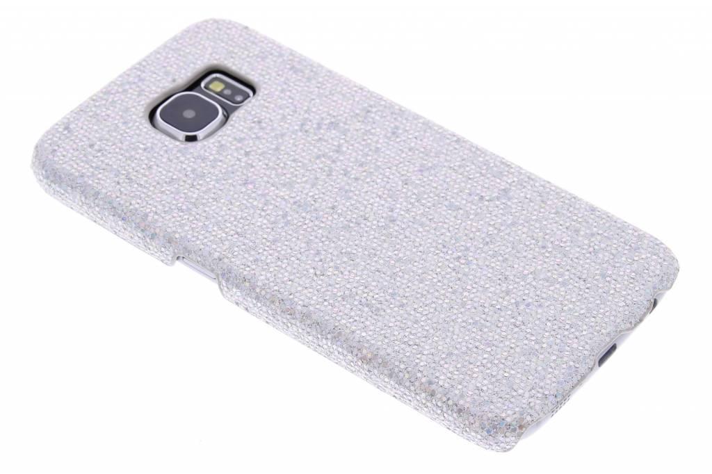 Zilver glamour design hardcase hoesje voor de Samsung Galaxy S6