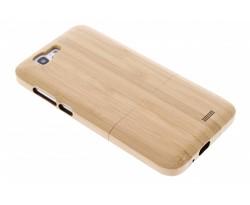 Echt houten hardcase Huawei Ascend G7