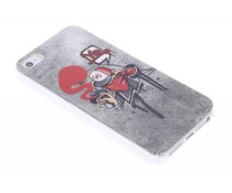 Celly Graffiti hardcase hoesje iPhone 5 / 5s / SE