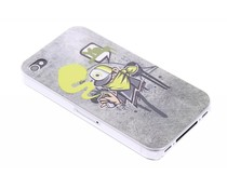 Celly Graffiti hardcase hoesje iPhone 4 / 4s