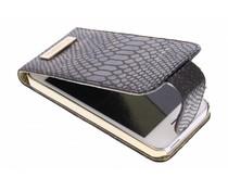 Valenta Animal Flipcase Snake iPhone 5 / 5s / SE