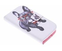 Design TPU booktype Samsung Galaxy Ace 3