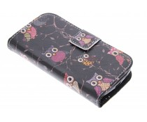 Design TPU booktype Samsung Galaxy S Duos / Trend (Plus)