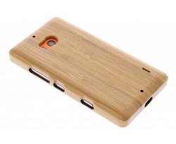 Echt houten hardcase hoesje Nokia Lumia 930