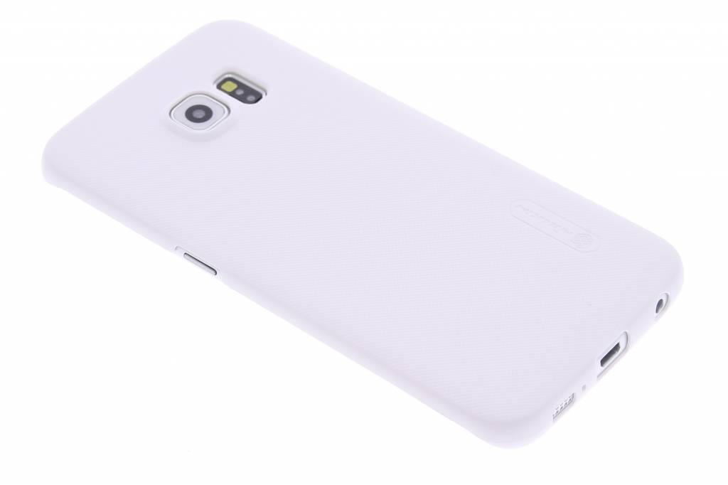 Nillkin Frosted Shield hardcase hoesje voor de Samsung Galaxy S6 Edge - Wit