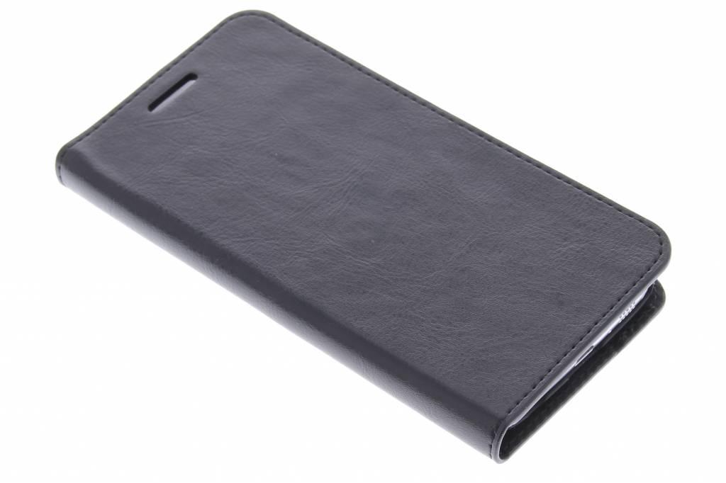 Zwarte zakelijke booktype hoes voor de Samsung Galaxy S6