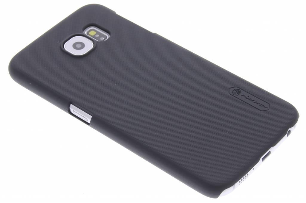 Frosted Shield hardcase hoesje voor de Samsung Galaxy S6 - zwart