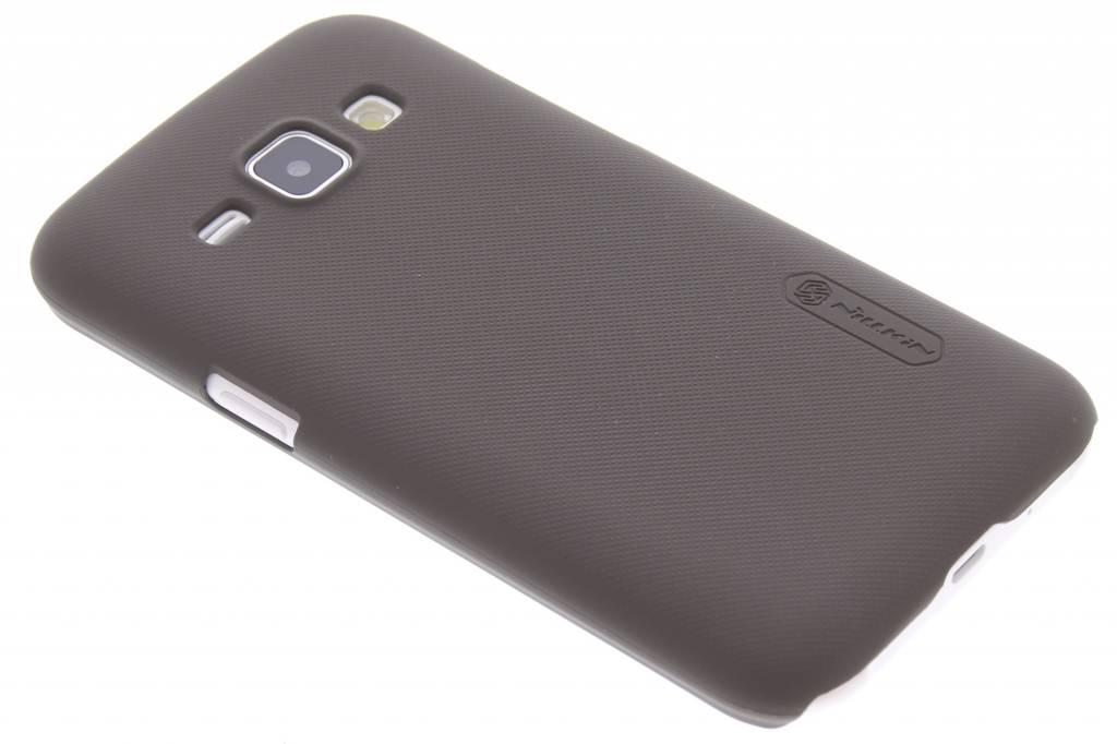 Nillkin Frosted Shield hardcase hoesje voor de Samsung Galaxy J1 - bruin
