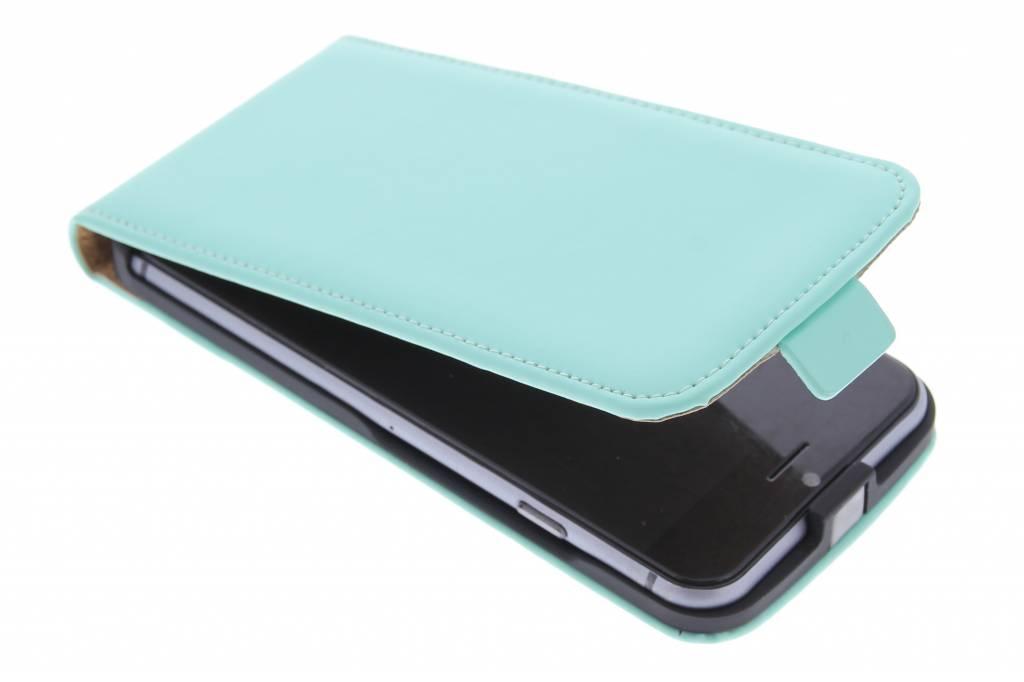 Luxe Flipcase voor de iPhone 6 / 6s - Mintgroen
