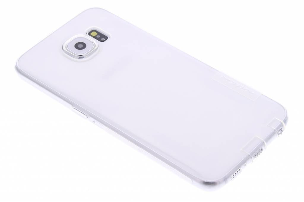 Nillkin Nature TPU case voor de Samsung Galaxy S6 - transparant
