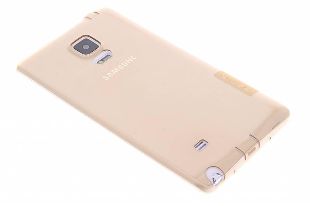 Nillkin Nature TPU case voor de Samsung Galaxy Note Edge - Oranje