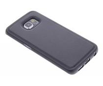 Lederen TPU case Samsung Galaxy S6 Edge