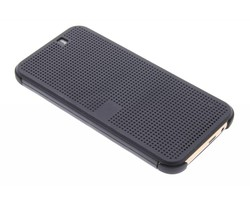 Zwart Dot-Cover hoes HTC One M9