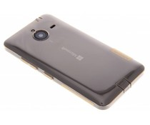 Nillkin Nature TPU case Microsoft Lumia 640 XL - Oranje
